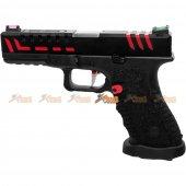 APS Scorpion D-MOD GBB Pistol (CO2 Ver, Black)