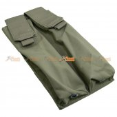 TMC MOLLE P90 Double Magazine Pouch (RG Color)
