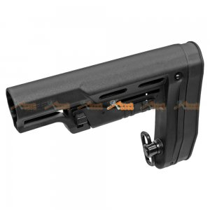 APS R-Series Type 2 Stock for APS M4 AEG (Black)