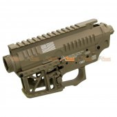 G&P Signature Receiver for Tokyo Marui M4 / M16 & G&P FRS Series (DE)