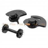 CYMA Metal Selector Gear Set for Marui G36 Series Airsoft AEG