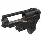 Metal Gearbox Shell for Marui / CYMA M4 Airsoft AEG (Black)