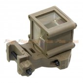 Scope Tactical Angle Sight for 20mm Rail Airsoft AEG (DE)