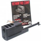 Madbull Hitman M9 Comp for SOCOMGEAR / WE / KJW