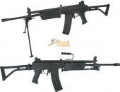 King Arms GALIL ARM Full Metal AEG