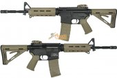 King Arms S&W M&P15 MOE AEG (Dark Earth)