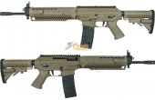 King Arms SIG556 HOLO Full Metal Blowback AEG (DE)