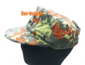 Cadet Patrol Hat Cap Woodland Camo(WC)