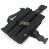 Pro-Arms Triple Leg Holster for MP7/KRISS Magazine