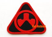 Magpul Dynamics Logo Patch (Red / Black)