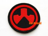 Magpul Logo Patch (Red/Black)