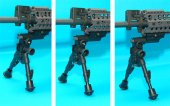 G&P Reinforced Tactical Bipod (small) (pre order)