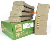 Beta Project PMAG 75rd Box Set ABS Plastic (Dark Earth)