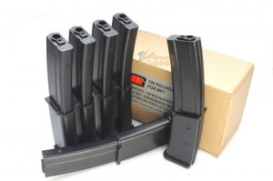 MAG 100rds Magazine for MP7 AEG (6pcs)