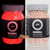 MadBull Precision 0.2g Dark Knight Tracer BB 2000 rds Red (Bottle)
