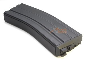 WE 30rds Open Bolt CO2 Magazine for M4 / SCAR GBB (Black)