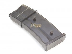 WE G39(G36) 30Rds Magazine (Open Chamber system)