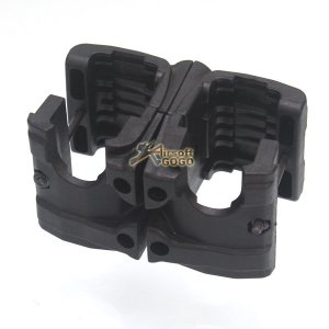 MP7A1 Double Magazine Polymer Clip (Clamp) for Marui, KSC, KWA, VFC WELL AEP GBB