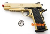 ARMY R28 Warrior METAL Airsoft GBB Pistol (Desert Tan)
