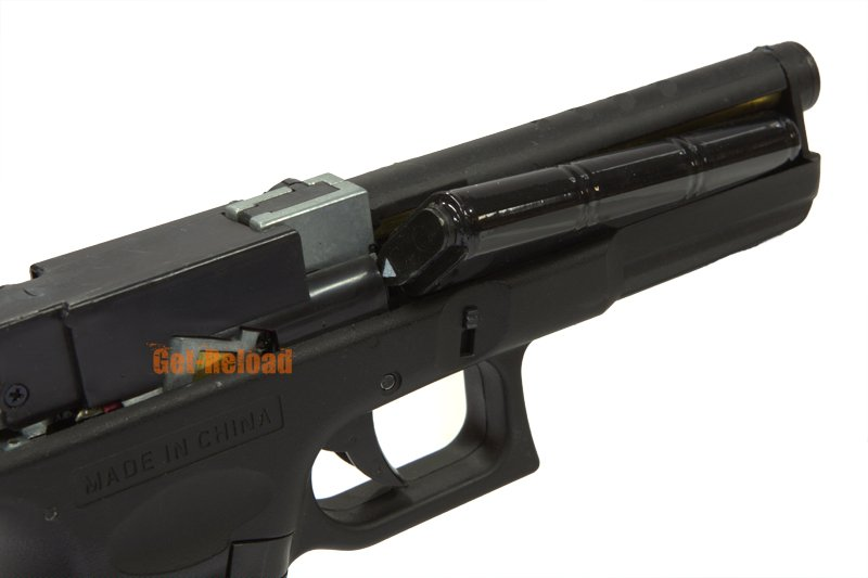 CYMA Glock 18C Semi & Full-auto AEP (CM030) - AirsoftGoGo