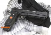 H&K BioHazard M92 Semi/Full Auto with Holster (15th Anniversary)