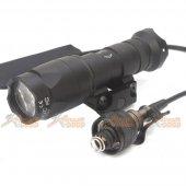 Element Aluminum M300 Tactical Scout flashlight (Black)