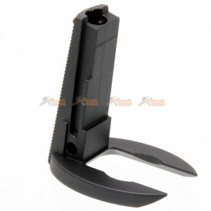 ARMY Metal Housing Magwell for  Army 1911 ( R27 R28 R29 ) Airsoft GBB - Black