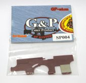 G&P Polyamid Low Resistance Selector Plate for MP5 Series