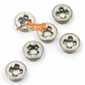 SHS Full Steel 7mm oil-retaining bushings w/ cross slot