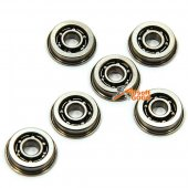 SHS Steel Oil-retaining Ball Bearings 9mm