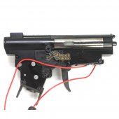 WELL Complete SIG 552 AEG Gearbox Set
