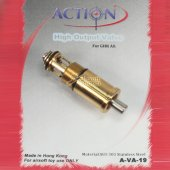 Action High Output Valve for GHK AK GBBR Series