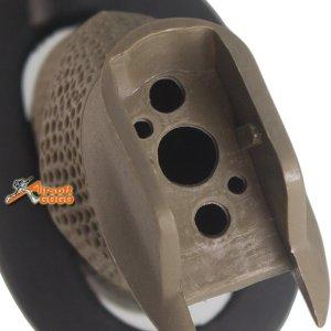 target sniper pistol grip m4 aeg tan