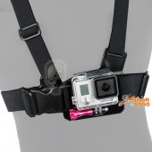 Chest Belt For Gopro HD Hero 2 & 3 ( BK )