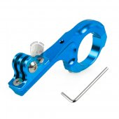 TMC Go Extension Bike GoPro Standard Handlebar Mount ( Blue )