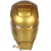 Iron Man Protective Helmet Mask For Airsoft Paintball Cosplay Golden