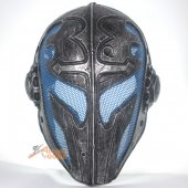 Temple Knight Protective Helmet Mask for Airsoft Paintball