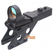 HD-14 CMORE Style Red Dot Sight with Mount (Black)