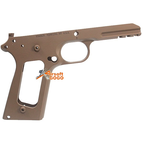 Army Force Metal Slide & Frame (Kimber Body) for Marui M1911 GBB ...