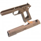 Army Force Metal Slide & Frame (Kimber Body) for Marui M1911 GBB