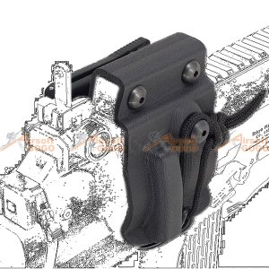 mp7 holster marui ksc kwa vfc mp7a1 well r4