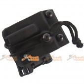 TMC 3.2 PE High Density Nylon MP7 Holster for Marui KSC KWA VFC MP7A1 / WELL ( R4 ) Airsoft SMG AEP AEG GBB