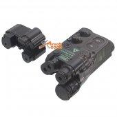 AN/PEQ-16 Battery Case (Black)