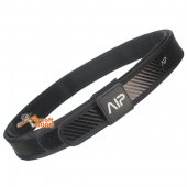 AIP IPSC Belt with Carbon Fiber Pattern Black - M
