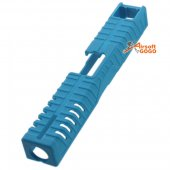 Polymer Slide Cover for Marui WE G17 GBB Series, In order to coordinate UKARA Blue