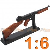 1:6 M1A1 Thompson model for Toy Action Figure