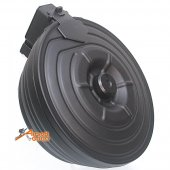 CYMA 2500rd Sound Control Electric Drum Magazine for AK AEG (C.38S)