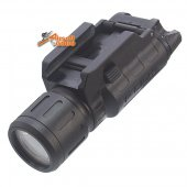 Beta Project P-Light Weapon Mounted Flashlight (250 Lumen / BK)