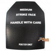 AGG Dummy SAPI Body Armor Plate (M)