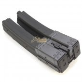 WELL MP5 560 rds Dual Magazine for Airsoft Marui Classic Army AEG